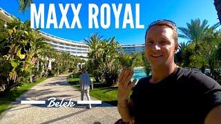 Турция MAXX ROYAL BELEK 2020 Лучший Отель 5 Звёзд! Отдых Ультра Все Включено! влог