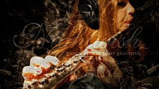 Creia Wraith - THE EYES OF SHARBAT GULA [Nightwish vocal/flute cover]