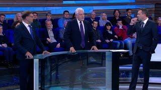 60 минут. Ток-шоу с Ольгой Скабеевой и Евгением Поповым от 16.09.16