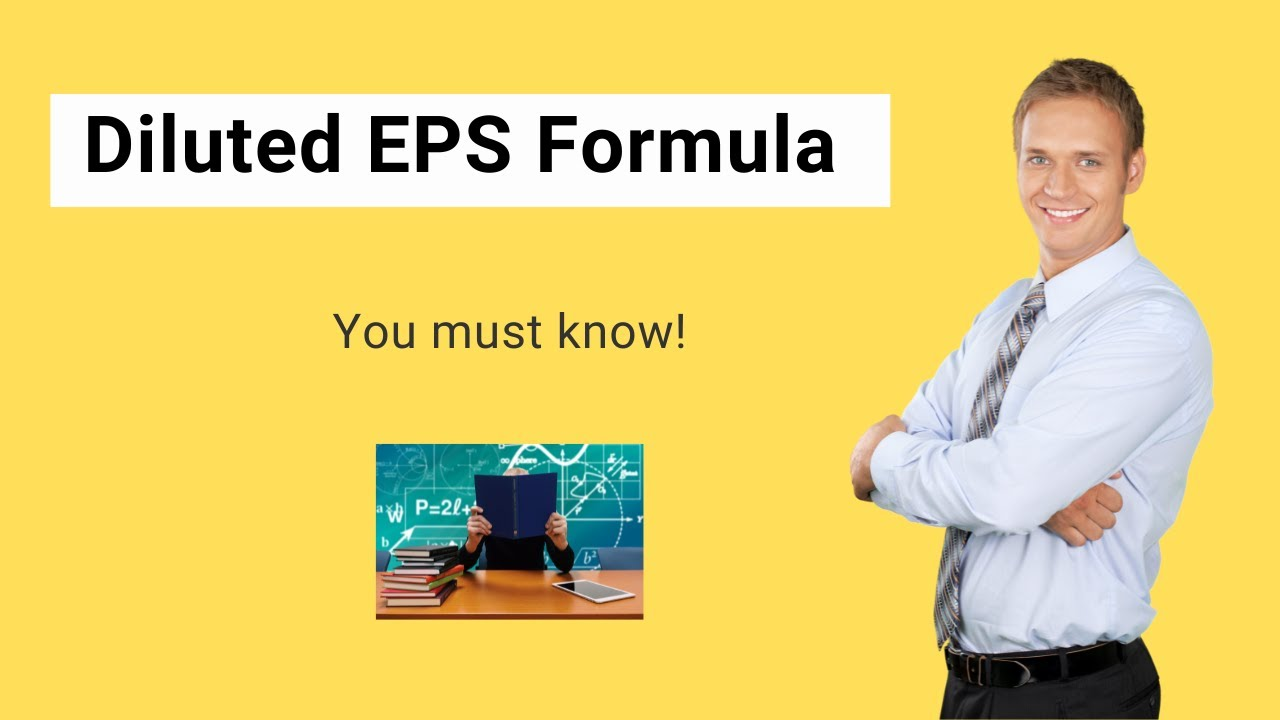 Diluted EPS Formula | Calculator (with Excel Template)