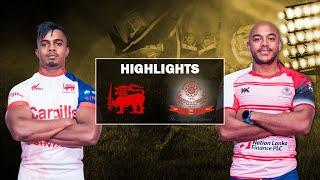 Match Highlights - Kandy SC v CH & FC DRL 2018/19 #16