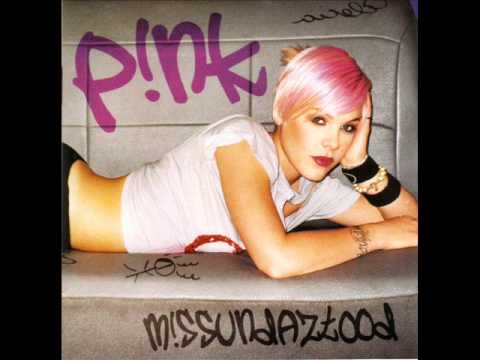 P!NK - Missundaztood - Just Like A Pill