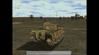 Panzer Elite SE 1999 Ostpak battle of Teterevino