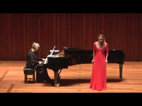 Anna Starushkevych - Lada Valesova . Shostakovich . Songs from the cycle From Jewish Folk Poetry
