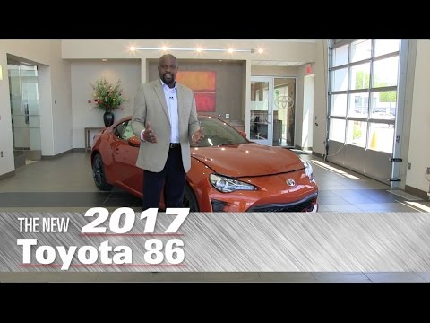 The New 2017 Toyota 86 - Minneapolis, St Paul, Brooklyn Center, MN - Toyota 86 Review