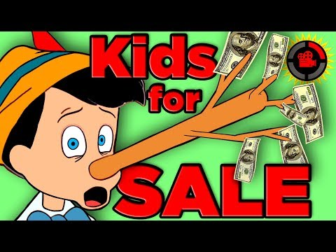 Film Theory: The Cost of Disney's DARKEST Business!! (Pinocchio)