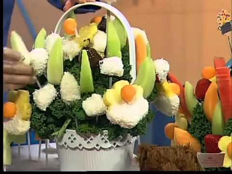 Como se hacen los arreglos frutales edible arrangements for Como secar frutas para decoracion
