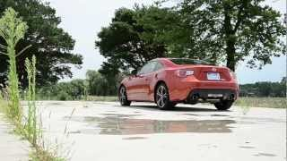 2013 Scion FR-S Automatic - Winding ROAD POV Test Drive