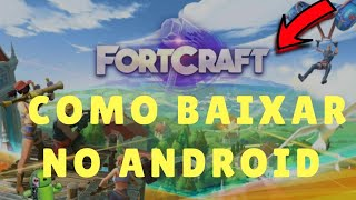 💥 SAIUU!! HOW TO DOWNLOAD AND INSTALL FORTNITE MOBILE FROM NETEASE!! FORTCRAFT (ANDROID)