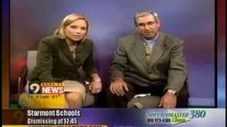 Dr. Dave On Kcrg-tv News 9-5-07