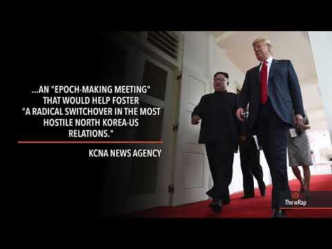Kim Jong-un invites Trump to visit Pyongyang