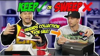 KEEP OR SWEEP ON FRIENDS HEAT COLLECTION!!