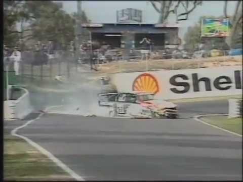 1997 Bathurst 1000: Jason Bargwanna's Big Crash