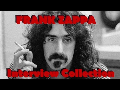 Frank Zappa Interview Collection 1967 - 1993 (10 Hours)