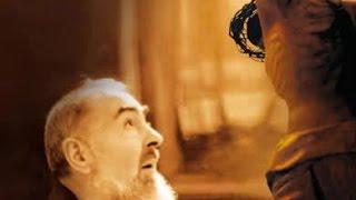 St Pio & the Cross