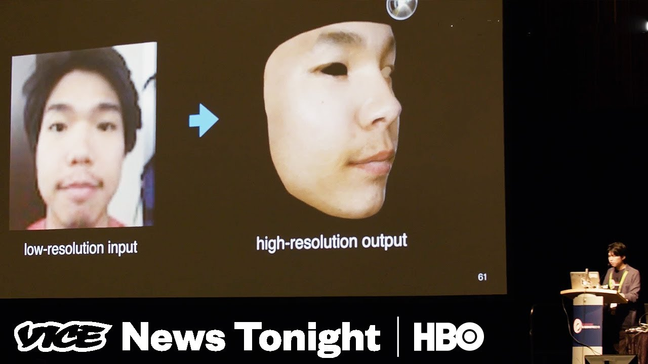The Deepfake Videos Used In Porn Could Get More Dangerous (HBO)