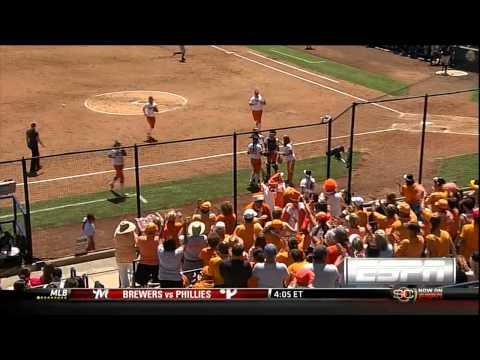 Softball World Series: Lady Vols vs Washington Highlights