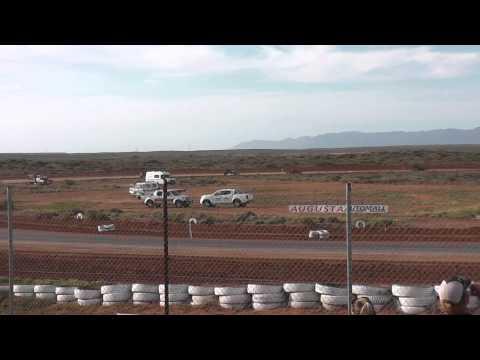 Dirt Circuit State Title Pt Augusta 7/6/15 Open Wheeler Heat 2 Round 3