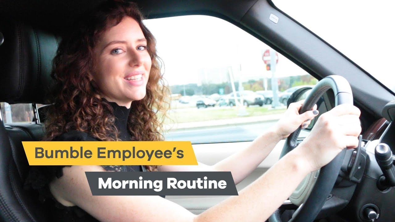Download Bumble Employee's Morning Routine - Legal Counsel