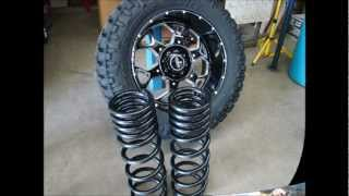 sorc video blog 2012 ram 3500 gets an 8 bds lift kit w fox shocks