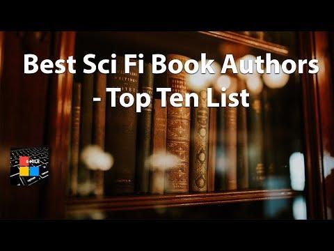Best Sci Fi Book Authors - Top Ten List