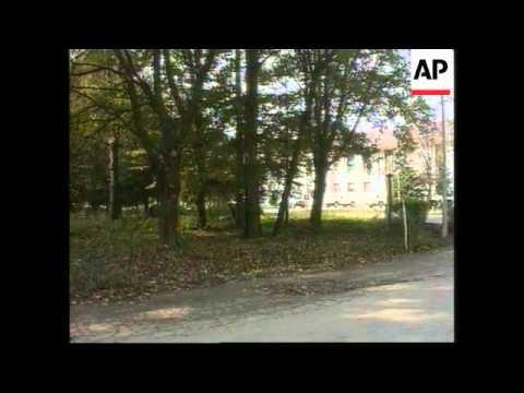 Bosnia - Serb Shells Hit Norwegian UN Base