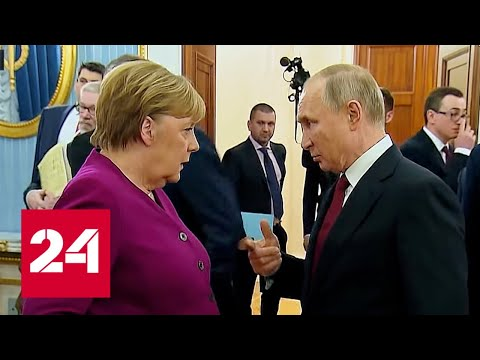"""Меркель, Эрдоган и их русский язык: новые фрагменты // """"Москва. Кремль. Путин"""" от 24.05.2020"""