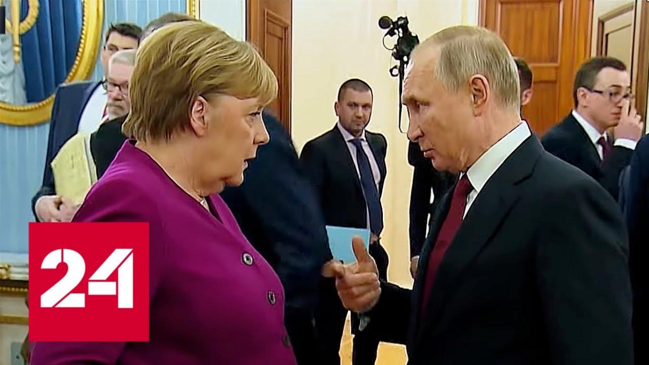 Меркель, Эрдоган и их русский язык: новые фрагменты //