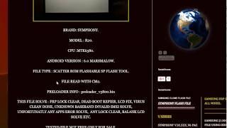 symphony r20 6 0 firmware flash file 101 ok cm2 read link