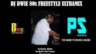 DJ DWIE 80s FREESTYLE ULTRAMIX.wmv