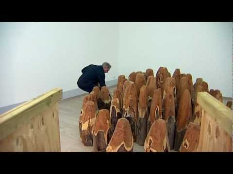 Force of Nature: The Sculpture of David Nash - Red dome