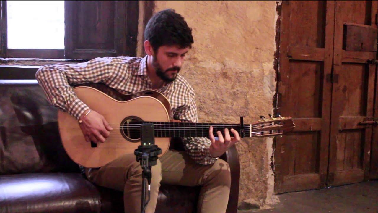 Luis guerrero guitars flamenco series 1 borja bar n youtube - Luis guerrero ...