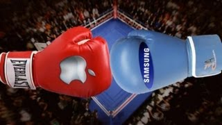 Apple vs. Samsung: A Battle Bigger Than Your Phone