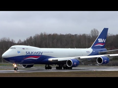 Plane Spotting at Luxembourg-Findel Airport | 5th January 20