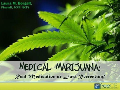 Medical Marijuana: Real Medication or Just Recreation?
