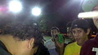 freestyle guanare ..  mcstreet rata vs barquisimeto barinas acarigua part 2