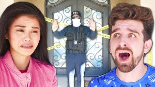 FBI Kicked Us Out of our House... Lie Detector Test vs Spy Ninjas for 24 Hours