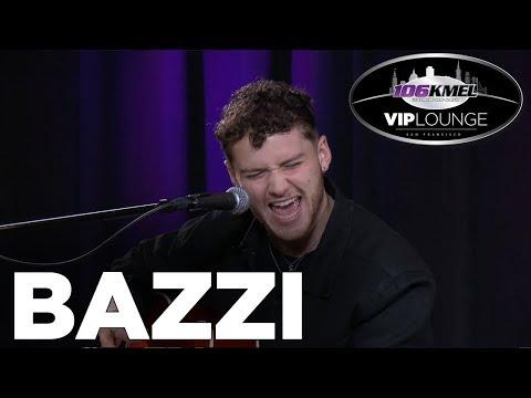 """Bazzi performs """"Mine"""" Acoustic LIVE!"""