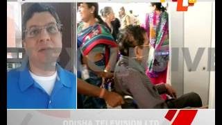 Pyarimohan Mohapatra's health critical