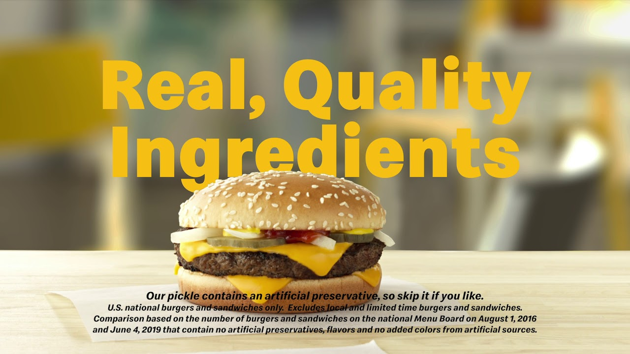McDonald's Food Journey | McDonald's - YouTube