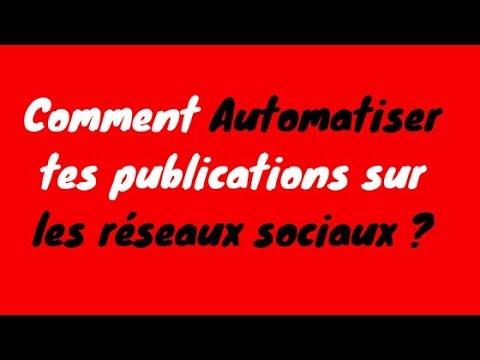 Hootsuite - Comment Automatiser tes publications sur les réseaux sociaux ? (Super facile)