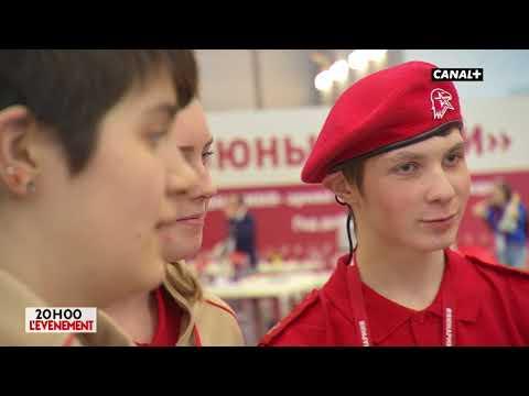 Immersion dans la Russie de Poutine  - L'Info du Vrai du 14/03 – CANAL+