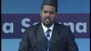 Ahmadiyya : Nazm Yaroo Maseehe Waqt Jalsa Salaana Qadian 2009 Day 1 Morning