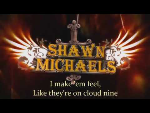 Shawn Michaels Sexy Boy Theme Song With Lyrics (OFFİCAL THEME)