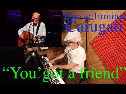 """Lezione di Piano n.273: James Taylor """"You've got a friend"""", tutorial"""