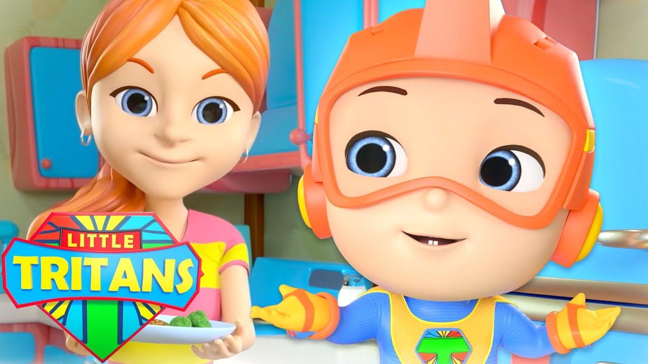No No Song | Kindergarten Nursery Rhymes & Preschool Kids Songs | Children Songs by Little Tritans