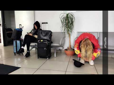 Late night karaoke sessions at the airport | NERVO