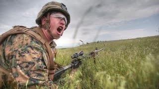 US Marines, Romanian and Macedonian Forces - Buddy Rushes