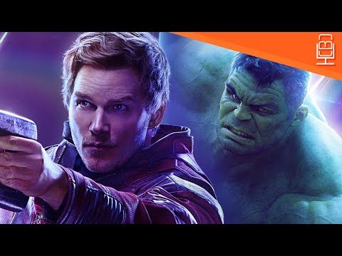 Avengers Infinity War Star Talks Missing Trailer Shots & More