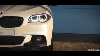 BMW 535d Sedan Automaat M-Sportpakket